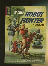 Magnus Robot Fighter 2 FN 6.0 * 1 Book Lot * Russ Manning! Gold Key 1963!