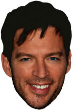 HARRY CONNICK Jr. Singer & TV Personality - Big Head Windocling Decal Stick-On