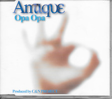 ANTIQUE - Opa Opa CDM 3TR Eurodance 1999 (Scandinavia Release) Helena Paparizou