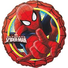 Party Supplies Birthday Decorations Boys Hero Spiderman Action 45cm Foil Balloon