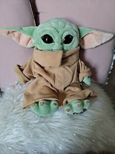 Build a Bear The Child Mandalorian Baby Yoda Star Wars w/5-in-1 Sounds