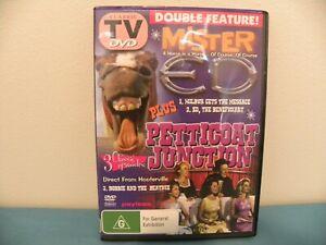 Mister Ed Plus Petticoat Junction - DVD - Disc Excellent