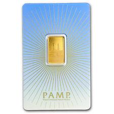 5 gram Gold Bar - PAMP Suisse Religious Series (Ka' Bah, Mecca) - SKU #94446