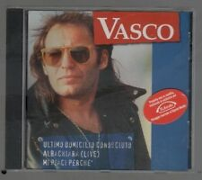 VASCO ROSSI PROMO TAKEDA BLU CD NUOVO !!!