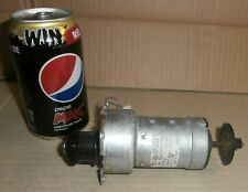 Motor 22V with Gearbox & optic sensor 110 rpm