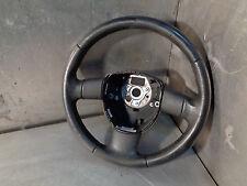 Audi A3 2.0 tdi 8P 04-13 intérieur volant en cuir 8P0419091CK sport noir