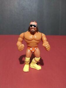 "1990 WWF Titan Sports Macho Man Randy Series 1 Loose 4"" Action Figure"