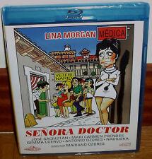 SEÑORA DOCTOR BLU-RAY NUEVO PRECINTADO CINE ESPAÑOL LINA MORGAN (SIN ABRIR) R2