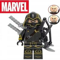 Ronin Hawkeye Endgame Marvel Minifigure Figure Custom Lego Minifig 70
