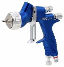 DeVilbiss GTI Pro Lite Gravity Spray Gun - Blue