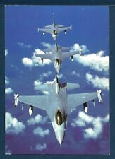 USAF F-16 Falcon Fighter Jets in Formation