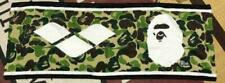 AUTHENTIC A BATHING APE BAPE ARENA SPORTS TOWEL GREEN RARE