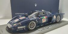 BBR Models 1/18 MAserati MC12 Zhuhai GT FIA #33 2004 Art. P1803