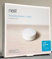 Nest Temperature Sensor Model T5000SF Color White