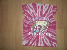 C&A Mädchen-Tops, - T-Shirts & -Blusen mit Rundhals-Ausschnitt in 116