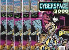 CYBERSPACE 3000 #1 - LOT OF 5 COPIES (NM-) GALACTUS