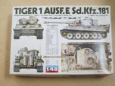 FUMAN 1/48 Tiger I AUSF.E Sd.kfz.181 #FM144 BRAND NEW