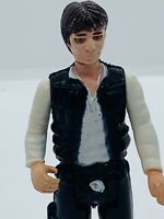 1977 Vintage Star Wars Han Solo  Action Figure No Weapon Made In Hong Kong.