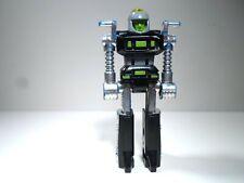 Go-Bots Tonka Bandai Machine Robo Cy-Kill Black & Green Action Figure incomplete