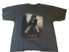 2000 Vintage Tina Turner Twenty Four Seven Concert Tour T Shirt X Large
