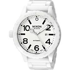 Nixon Men's A147-126-00 Ceramic 51-30 Analog Display Swiss Automatic Watch