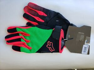 Fox Racing Reflex Gel Glove Multicolor XXL / Guantes fox
