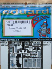 Eduard 1/48 FE880 Colour Zoom etch for the Revell Tornado F.3  kit