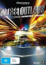 Street Outlaws - Showdown Lowdown (DVD, 2016, 2-Disc Set)