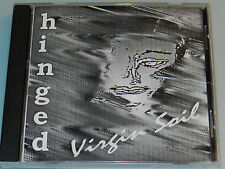 Hinged - Virgin Soil - RARE '95 OOP cd Indie Hard Rock King's X