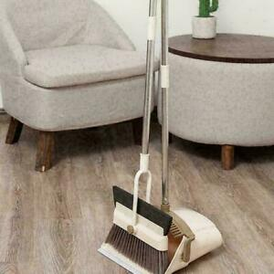 Windproof And Dustpan Two In One Wiper Broom useful Fast.