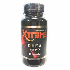 DHEA 50 mg 50 caps Sexual Health Anti Aging Puritan Pride quality FREE SHIPPING