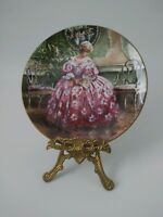 Royal Doulton 1989 VICTORIA Ltd Ed Plate