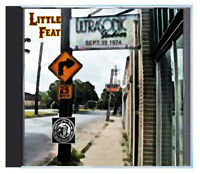 LITTLE FEAT w/ Lowell George LIVE at Ultrasonic Studios Sept 19 1974 on CD
