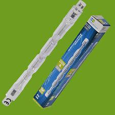 5 X j118 Halógena lineal de Seguridad de las inundaciones Bulbos 300w £ 4,89