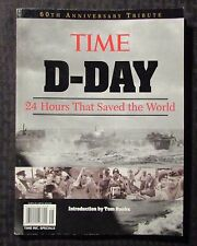 2004 D-DAY 24 Hours That Saved The World SC FN 6.0 Time Special
