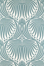 Farrow and Ball 100% Finest Ingredients Painted Wallpaper Lotus BP2053