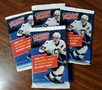 2007-08 Upper Deck Victory hockey packs - 4 pk lots = 24 cards!  see details!!