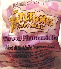 Flintstones McDONALDS KIDS HAPPY MEAL TOY Wilma & Flintstone House