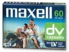 Maxell Camcorder Tapes