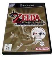 Legend of Zelda The  Wind Waker Nintendo Gamecube PAL *Complete* Bonus Disc