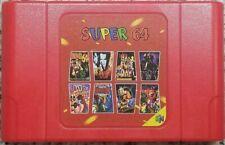 340 in 1 Cartridge for Nintendo 64 USA/EUR/JAPAN N64 Super Edition