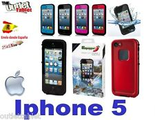 Cover Case iPhone 5 Waterproof Anti Impacts Waterproof the same what lifeproof