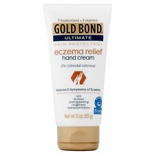Gold Bond Ultimate Eczema Relief Skin Therapy Hand Cream 3 oz