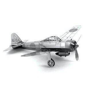 Metal Earth Mitsubishi Zero A6M 3D Laser Cut Metal DIY Model Hobby Aircraft Kit