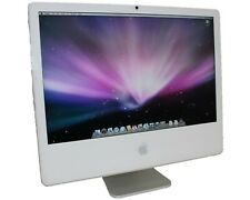 Apple iMac 24 inch Core 2 Duo @ 2.16 GHz 1 GB RAM 250 GB HDD A1200 - Leopard OS