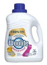 Woolite Gentle Cycle Liquid Laundry Detergent, 66 Loads, Regular & HE Washers,