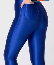 Polyester Slim, Skinny, Treggings Mid Rise Women's Trousers