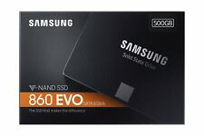 Samsung 860 Evo 500GB SSD box 2
