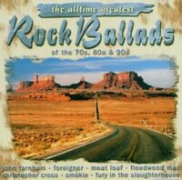 All Time greatest Rock Ballads of the 70s, 80s & 90s (2000) | 2 CD | 1:Fury i...