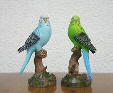Metallskulptur Gartenfigur Gartendeko Skulptur Figur Papagei Objekt handar 18703